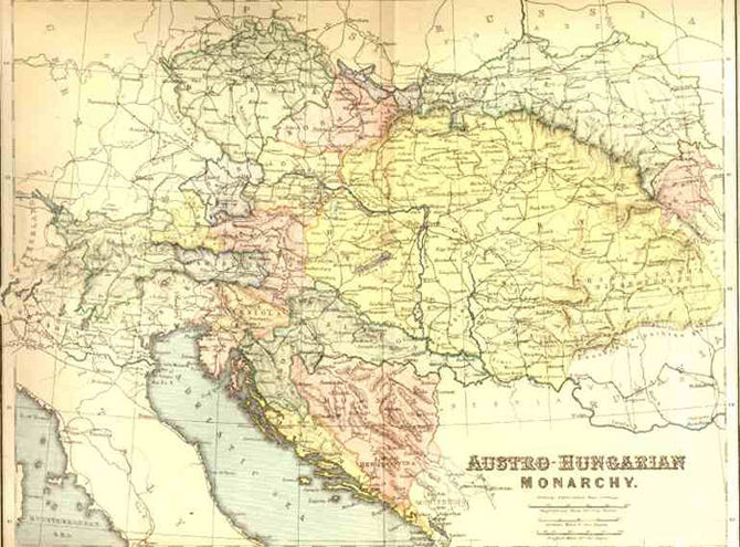 austro Hungarian monarchy